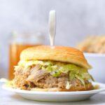 Carolina BBQ Sandwiches hero image